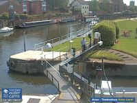 Camera at Avon Lock