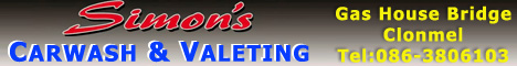 Car Valeting Service - Clonmel