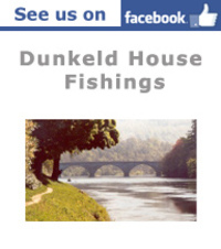 Visit our Facebook page for more updated information. Set in the Grounds of Dunkeld House Hotel, Dunkeld House Fishings has 2 Miles of the River Tay on Both Banks with 14 Named Pools. 8 Rods Available Daily.