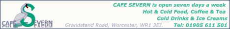 Cafe Severn