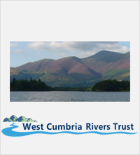 West Cumbria Rivers Trust strives to restore and enhance the value of rivers, lakes, estuaries and surrounding countryside throughout West Cumbria for the benefit of people and wildlife.