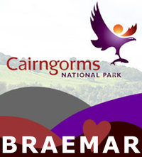 Braemar is situated in the heart of the Cairngorms National Park and close to Balmoral castle in Royal Deeside. Our lovely village is surrounded by stunning mountain scenery, beautiful glens containing ancient pine forests which contain abundant wildlife. The village has a good range of accommodation options, independent and boutique shops plus some fine places to eat out.