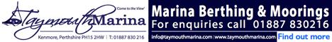 Taymouth Marina - Berthing & Moorings.