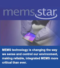 Memsstar is a leading process and equipment supplier of etch and deposition solutions for semiconductor and MEMS manufacturing processes. Offering in-depth process expertise and a range of new and remanufactured etch and deposition equipment, Memsstar provides a full complement of processes and related services for multiple applications.