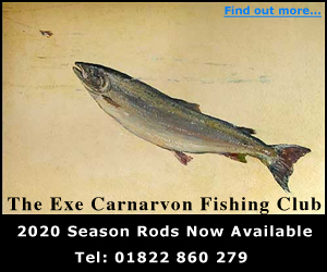 The Exe Carnarvon Fishing Club 2020