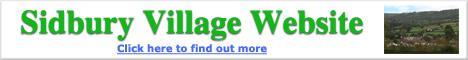 Sidbury Village Website