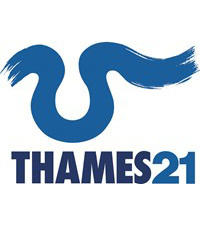 Thames21 is the voice for London's waterways, working with communities to improve rivers and canals for people and wildlife. We mobilise thousands of volunteers every year to clean and green the capital's 400 mile network of waterways. Thames21 aims to transform neglected waterways into areas that everyone can use and enjoy, by using innovative and tailored community approaches. Our aims: Thames21 works hand-in-hand with local communities to improve and maintain our waterways by: Engaging people of all ages, abilities and from all parts of society in their local waterways. Removing litter Creating new habitats for wildlife, flora and fauna Controlling non-native invasive species. Introducing reed beds to tackle pollutants Creating sustainable drainage solutions to improve water quality and reduce flood risk. Promoting safe and equitable access to waterways. Undertaking monitoring and research into the health of our local rivers. Deliver environmental education to children and adults. Campaigning against waterway pollution and promoting sustainable behaviour. Accrediting and training community groups to deliver safe and sustainable waterway improvement events.