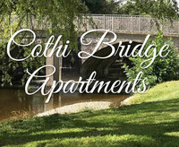 Cothi Bridge Apartments are located in the heart of the Carmarthenshire (The Garden of Wales). A short distance off the M4, yet far enough off the beaten track to make your time here a peaceful and relaxing one. Adjacent to the River Cothi, you can find us in the tranquil village of Pontargothi. That takes its name from the river adjacent to your accommodation.